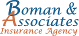 Boman & Associates | Crop Insurance for California & Arizona Growers Since 1982 Logo