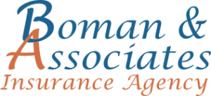 Boman & Associates Insurance Agency Logo