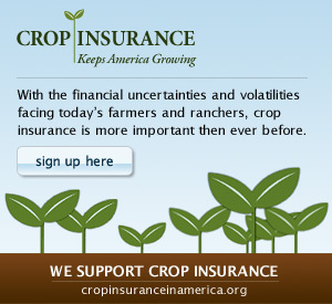 Crop Insurance Keeps America Growing. With the financial uncertainties and volatilities facing today's farmers and ranchers, crop insurance is more important now than ever before. Sign up Here. We Support Crop Insurance. cropinsuranceinamerica.org