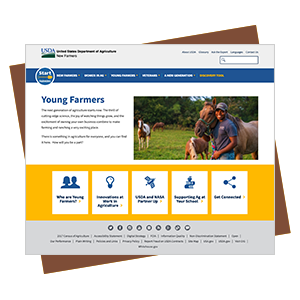 Website: Young Farmers